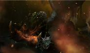 MH4U-Berserk Tetsucabra Screenshot 002