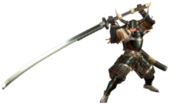 2ndGen-Long Sword Equipment Render 001