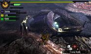 MH4U-Gore Magala Screenshot 010