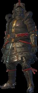 MHO-Lone Shen Gaoren Armor (Gunner) (Male) Render 001