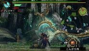 MHP3-Zinogre Screenshot 010