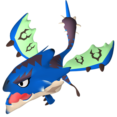 File:MHDFVG-Azure Rathalos.png