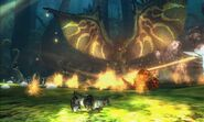 MHGen-Dreadking Rathalos Screenshot 003