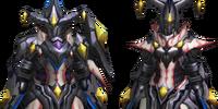 Nerscylla Z Armor (Gunner) (MH4U)