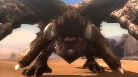 Monster Hunter 3 (Tri) G - Unforgiving Tyrant (Diablos intro)