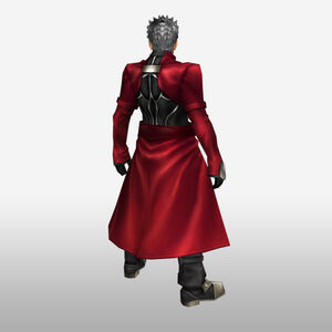 FrontierGen-Akahara Reisou Armor 003 (Male) (Both) (Back) Render