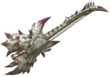 FrontierGen-Hunting Horn 016 Low Quality Render 001