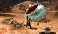 MH4U-Tigerstripe Zamtrios Screenshot 025