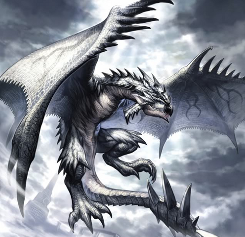File:Silver Rathalos by Tigrex1995-1-.png