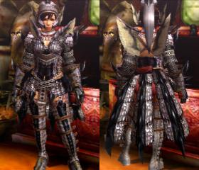 Female Sol Z Blade