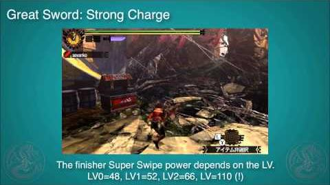 MH4G MH4U Great Sword Tutorial