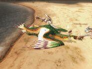 FrontierGen-Green Plesioth Screenshot 001