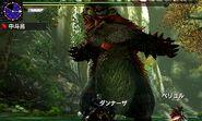 MHGen-Redhelm Arzuros Screenshot 015