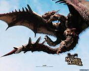 MonsterHunter-Rathalos