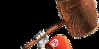 Invincible Hammer (MH4U)