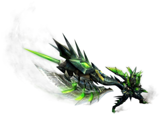 MHGen-Switch Axe Equipment Render 001