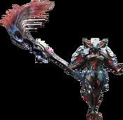MH4U-Long Sword Equipment Render 002