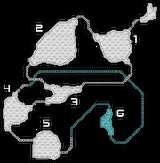 MHFG-White Lake Night Map