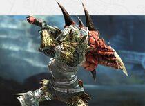 MHO-Great Sword Equipment Render 001