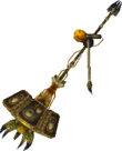 MHP3-Hunting Horn Render 001