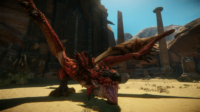 File:MHO-Rathalos Screenshot 007.jpg