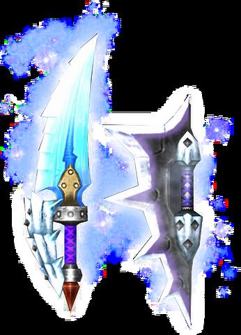 File:MHXR-Dual Blades Render 006.png