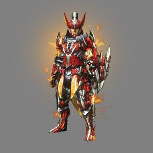 MHXR-Sorufurea Armor (Gunner) (Male) Render 001