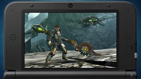 Monster Hunter 4 Ultimate Weapon Design Contest Winner (Americas)