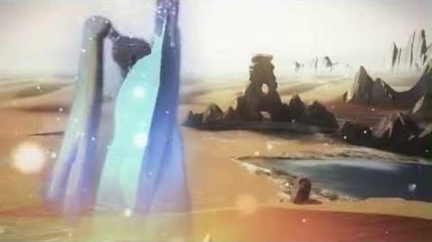 3DS『モンスターハンター4G』歌姫PV「礎の唄」