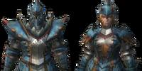Lagiacrus S Armor (Blademaster) (MH3U)