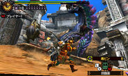 MH4U-Lagombi and Tidal Najarala Screenshot 002