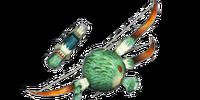 Jungle Bow I (MH4U)