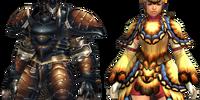 Butterfly Testa Armor (Gun)