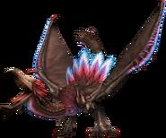 FrontierGen-Breeding Season Hypnocatrice Render 001