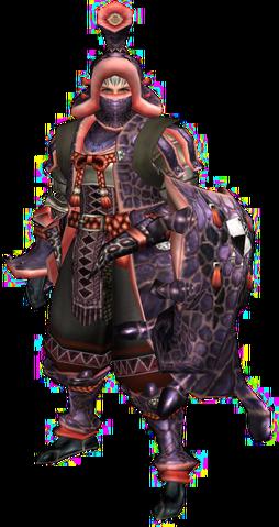 File:FrontierGen-Cham G Armor (Gunner) (Male) Render 001.png