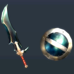 MH3U-Sword and Shield Render 059