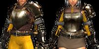 Steel U Armor (Blade)
