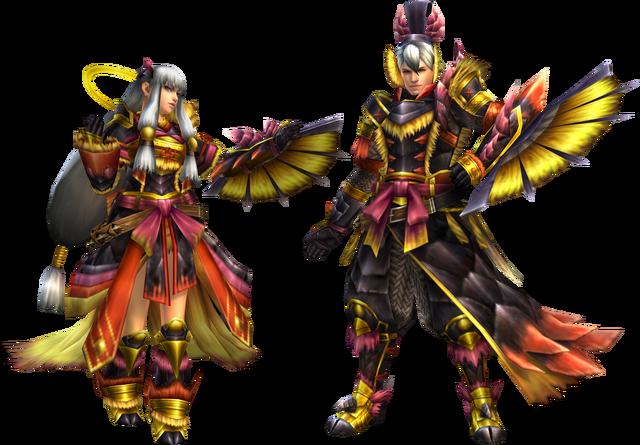 File:FrontierGen-Miyabi Armor (Gunner) Render 2.png