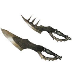 MH4-Dual Blades Render 001