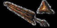 Worn Gunlance (MH4U)