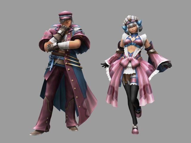 File:FrontierGen-Kazuhana Armor (Both) Render 2.jpg