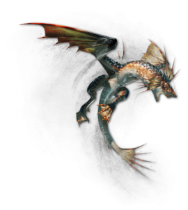 Variant monster hunter wiki fandom powered by wikia for Piscine wyvern