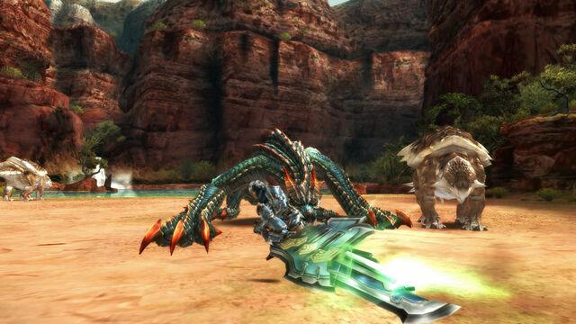 File:FrontierGen-Dyuragaua and Apceros Screenshot 001.jpg