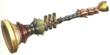 FrontierGen-Hunting Horn 017 Low Quality Render 001