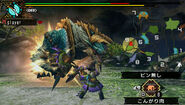 MHP3-Zinogre Screenshot 001