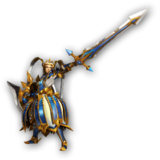 MH4-Charge Blade Equipment Render 004
