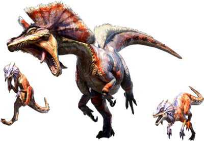 MH4-Great Jaggi and Jaggi Render 001