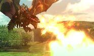 MHGen-Dreadking Rathalos Screenshot 008