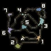 MH4U-Heaven's Mount Map