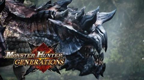 Monster Hunter Generations - Announcement Trailer